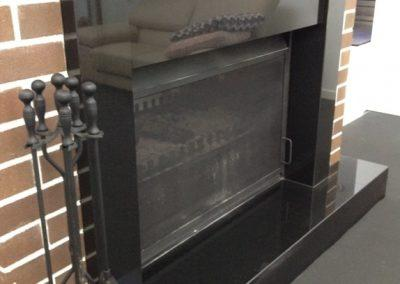 Black Galaxy Fireplace-min